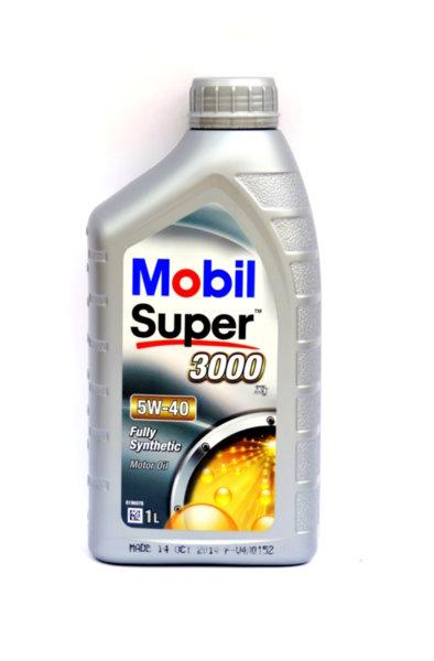 Mobil Super 3000 X1 5W40 1L